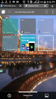 Browser Tercepat Di Android