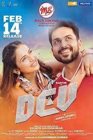 Dev (2019) Hindi Dubbed Full Movie Web-DL 720p