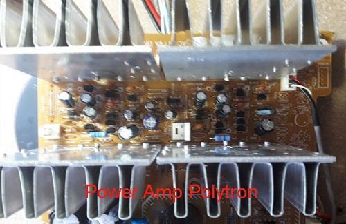 cara memperbaiki speaker aktif polytron xbr yang mati total tehnomac