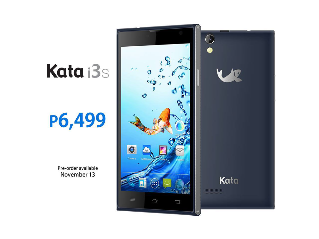 Kata i3s Released For Just PHP 6,499!