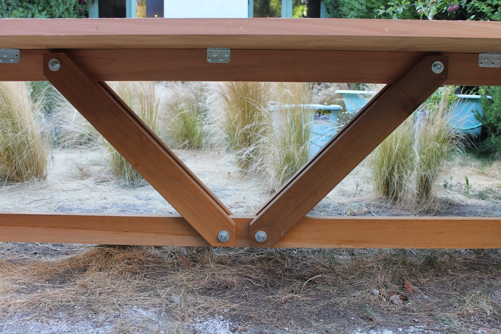 The Shingled House How To Build A Picnic Table Part One