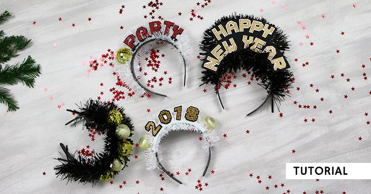 Coronas para fin de año