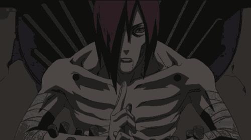 Naruto Yang Mati Saat Penyerangan Kawaki