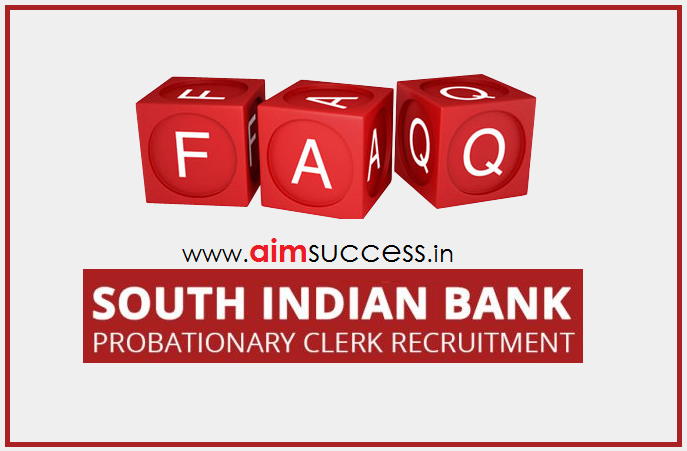 south indian bank clerk question paper 2017