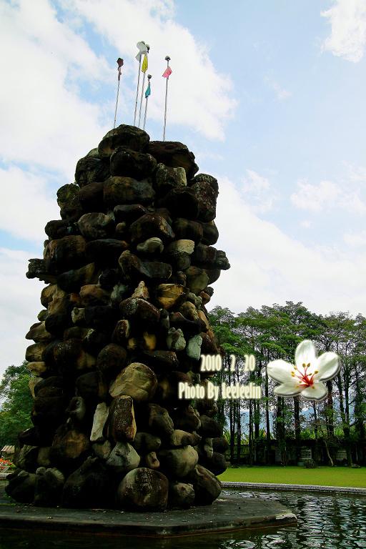 林貴工坊 石雕裝置藝術~南投埔里牛耳石雕藝術渡假村一日遊