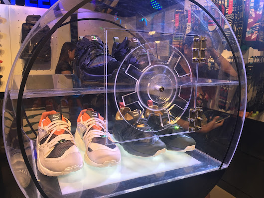 Proud to be Kagay-anon!: SneakPeek Centrio Launches Puma Trinomic Blaze