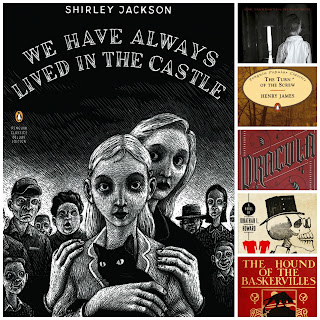6 Horror Books to Read for Halloween