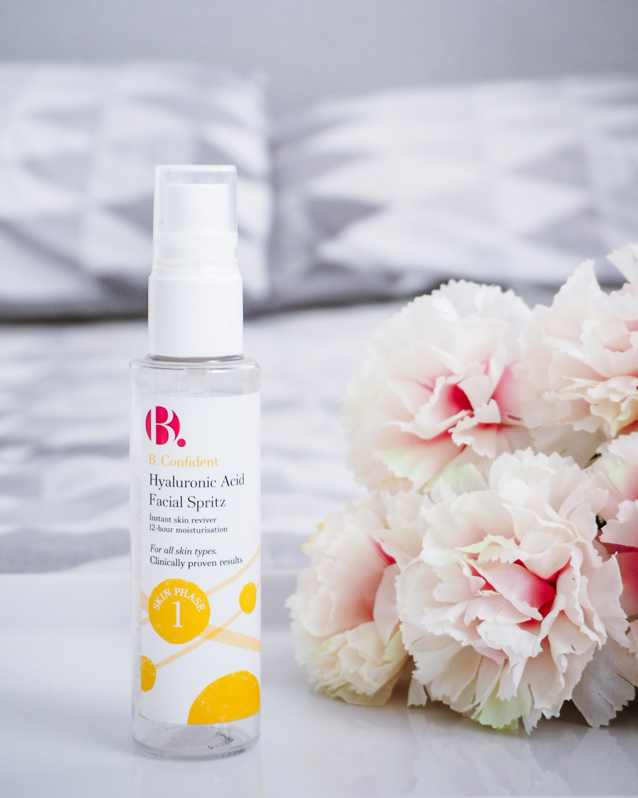 B. Hydrated Hyaluronic Acid Facial Spritz