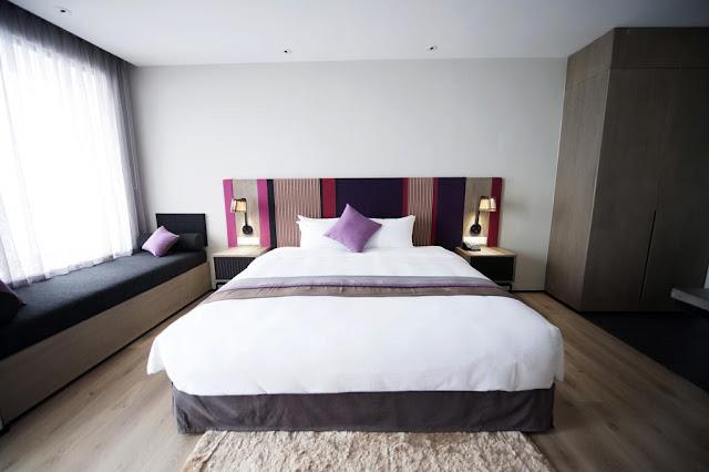 khách sạn sapa leisure hotel room