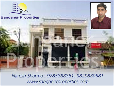 Commercial Space For Sale in Balawala, Sanganer