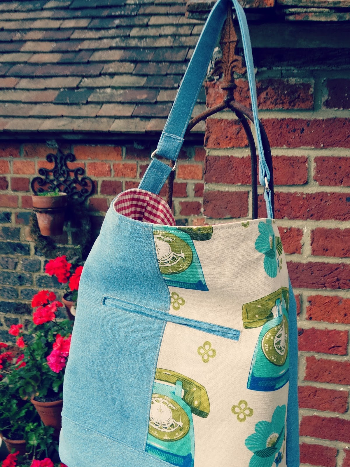 My Latest Make Is The Bonnie Bucket Bag From Swoon Patterns I Ve Made Quite A Few Bags Over Last Yearostly These Have Been Self Drafted Tote