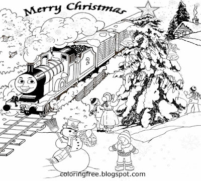 Free fun Christmas coloring pages for teenagers difficult cold winter snowman image children playing