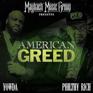 Yowda & Philthy Rich - American Greed (2016) -  Album Download, Itunes Cover, Official Cover, Album CD Cover Art, Tracklist
