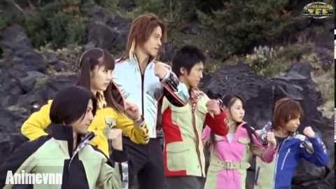 Ảnh trong phim GO GO Sentai Boukenger The Movie 1