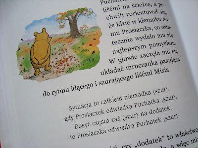 Nowe przygody Kubusia Puchatka, książka, Kubuś Puchatek