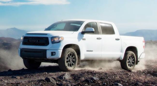 2020 Toyota Tundra TRD Sport is More Stylish