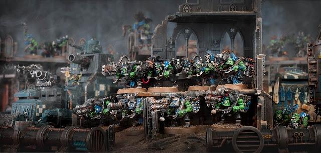 Orkos: Clan Cráneo de Muerte