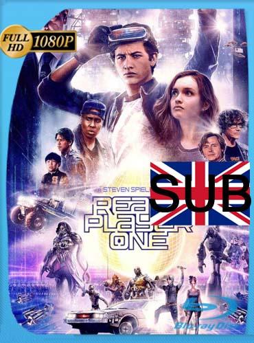 Ready Player One: Comienza el Juego (2018)HD [1080p] Subtitulado [GoogleDrive]