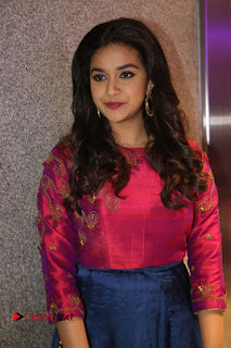 Actress Keerthi Suresh Stills at Remo Success Meet  0093.JPG