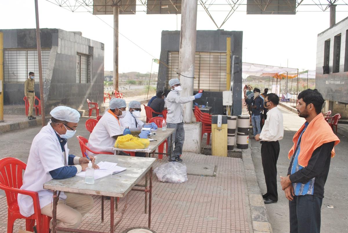 Jhabua News- मध्यप्रदेश सहित अन्य राज्यों के 6 हजार श्रमिक पहुंच चुके है अपने गंतव्य स्थल