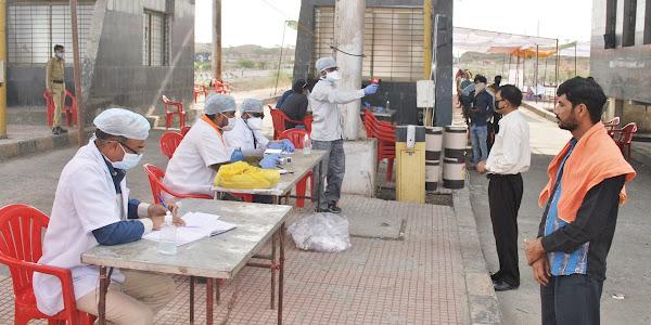 मध्यप्रदेश सहित अन्य राज्यों के 6 हजार श्रमिक पहुंच चुके है अपने गंतव्य स्थल