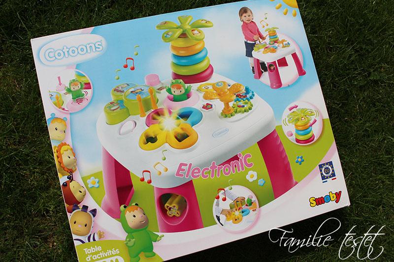 Spielzeug Tisch