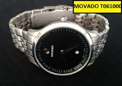đồng hồ đeo tay movado