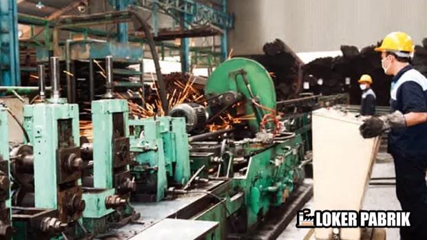 PT Steel Pipe Industry Of Indonesia Tbk Karyawan