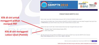 Cara Melakukan Pendaftaran SBMPTN 2017 RESMI LENGKAP, Cara Daftar SBMPTN Kemendikub Resmi, Petunjuk Pendaftaran Peserta SBMPTN Terbaru Resmi, Pedoman Pendaftaran Peserta Reguler SBMPTN, Cara daftar SBMPTN Reguler Resmi Lengkap, Cara pendaftaran KAP PIN SBMPTN, Cara Login SBMPTN lengkap dengan gambar, Cara memilih lokasi ujian dan progam studi sbmptn.