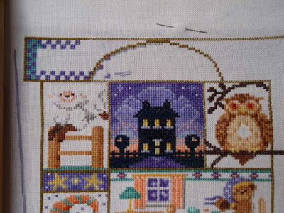 Cocoa Sampler by Sue Cook