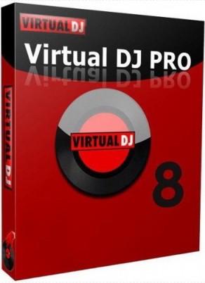 Virtual DJ Pro 8.0.2438 full Mega
