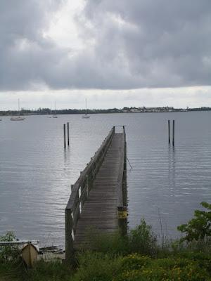 El Indian River en Jensen Beach