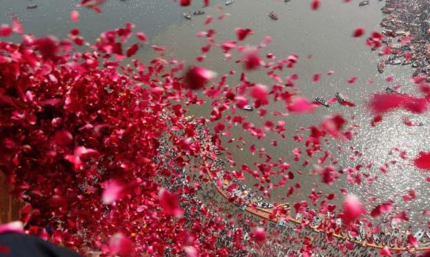 बसंत पंचमी कुंभ: लाखों लोगों ने लगाई डुबकी, संगम तट पर उमड़ पड़ा आस्था और श्रद्धा का सैलाब