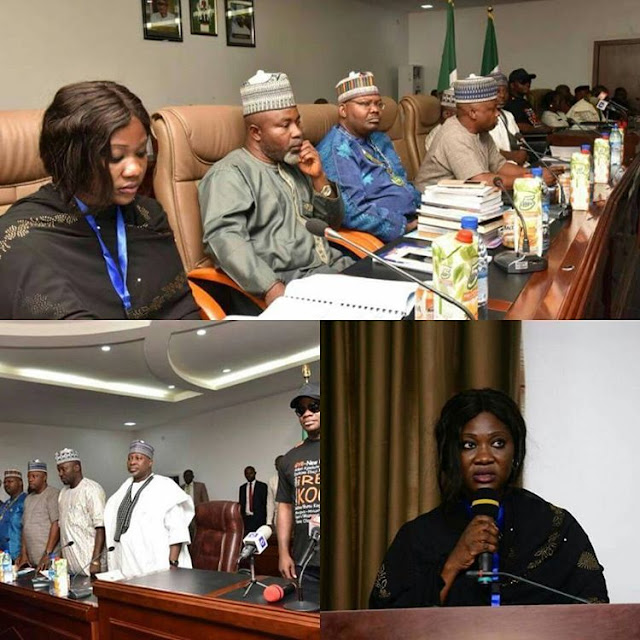 Mercy Johnson hosts first Stakeholders Summit as SSA to Kogi Governor