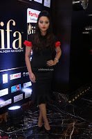 Meghana Gore looks super cute in Black Dress at IIFA Utsavam Awards press meet 27th March 2017 12.JPG