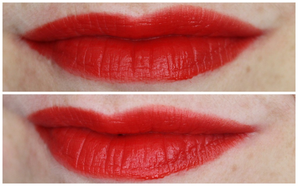 Bourjois Rouge Edition Velvet Review Photos Swatches Shade 02