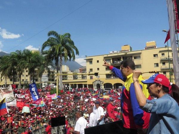 Presidente Maduro declara la semana santa no laborable