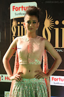 Akshara Haasan in Peach Sleevless Tight Choli Ghagra Spicy Pics ~  Exclusive 33.JPG