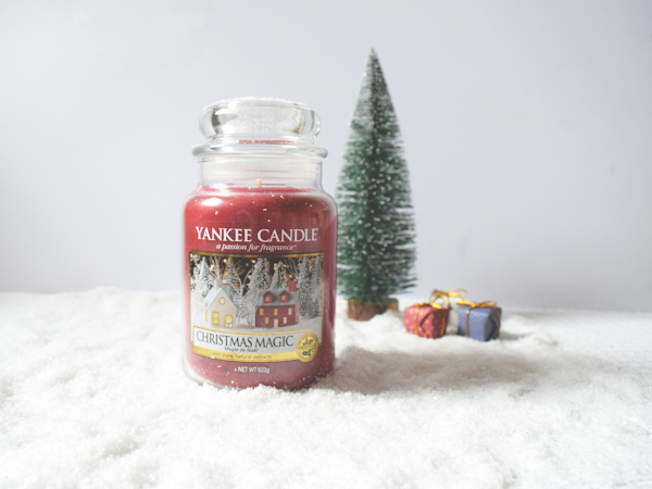 Christmas with Yankee Candle 2017