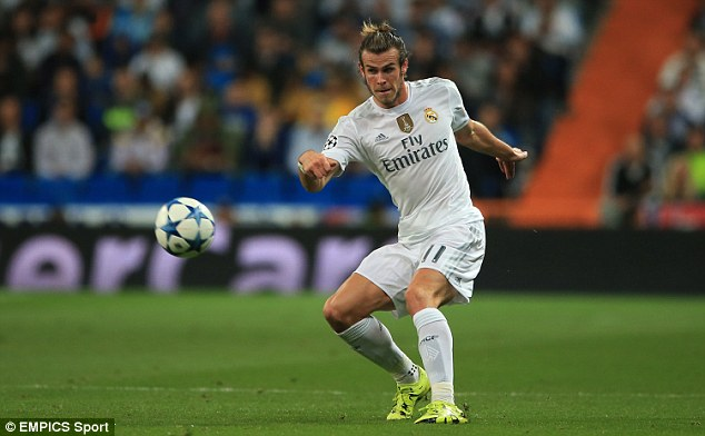 Manchester United Berpeluang Boyong Gareth Bale dari Real Madrid