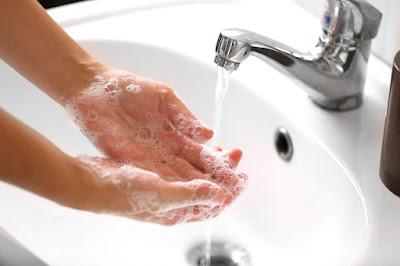 Waktu Penting Anda Harus Cuci Tangan