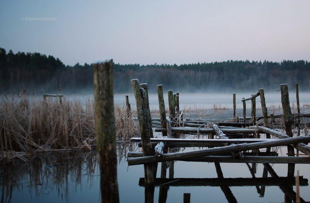 Warmińskie jeziora, Kielary
