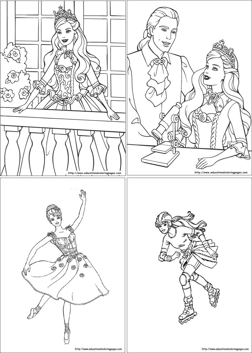 coloring pages disney channel characters - photo#17