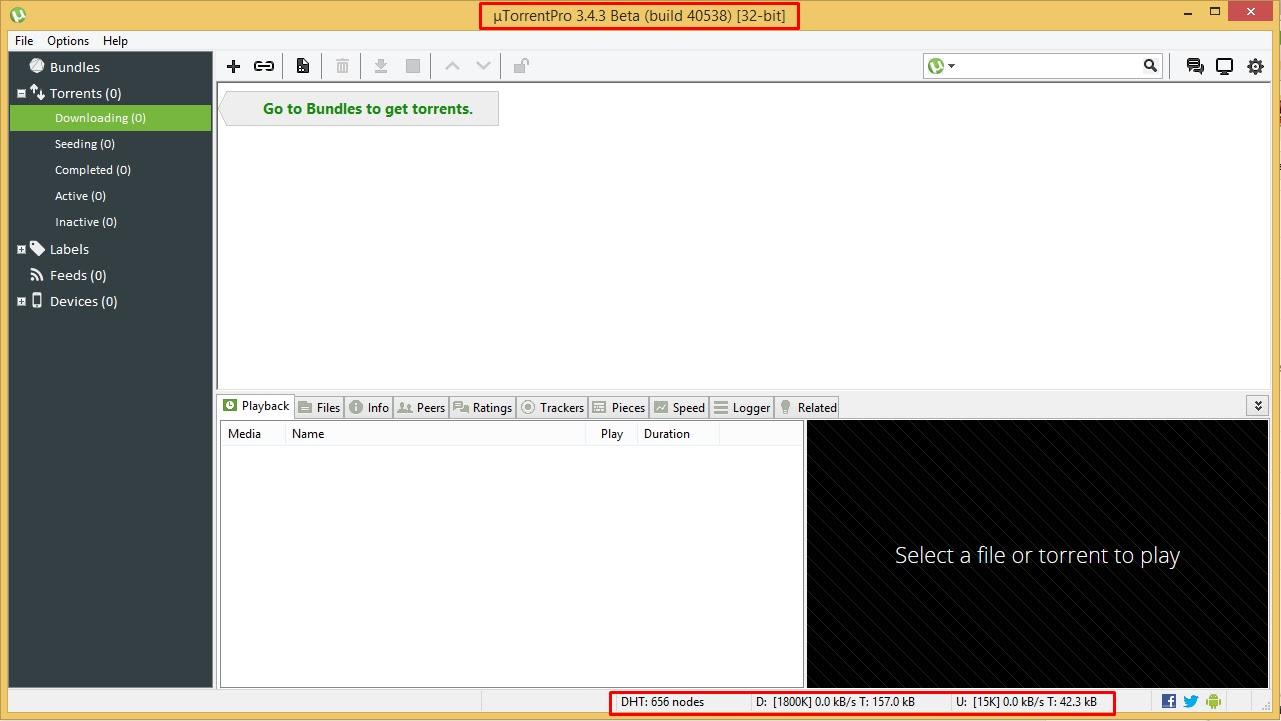 utorrent pro for windows 10