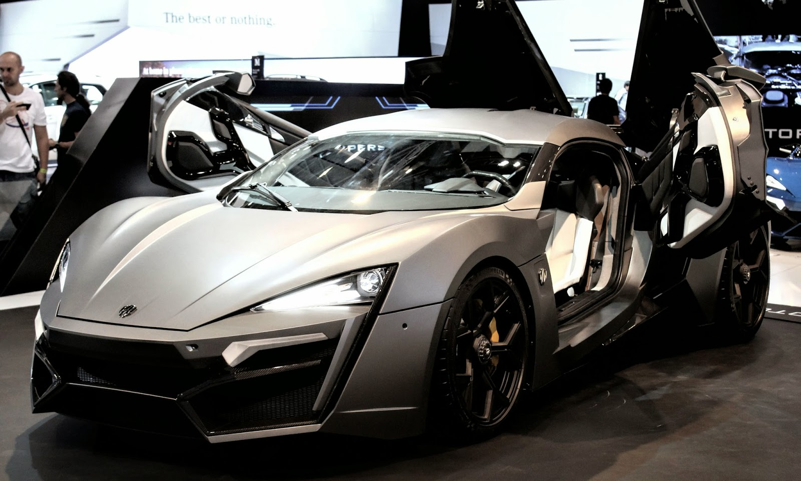 Lykan Hypersport Super Car  HD Wallpapers High Definition  Free Background