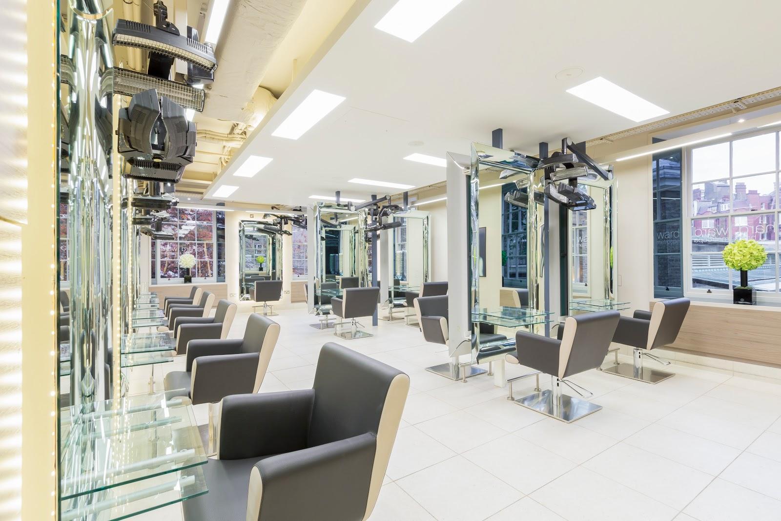 Richard Ward Salon, Chelsea, London