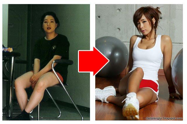 pierdere în greutate jung da yeon