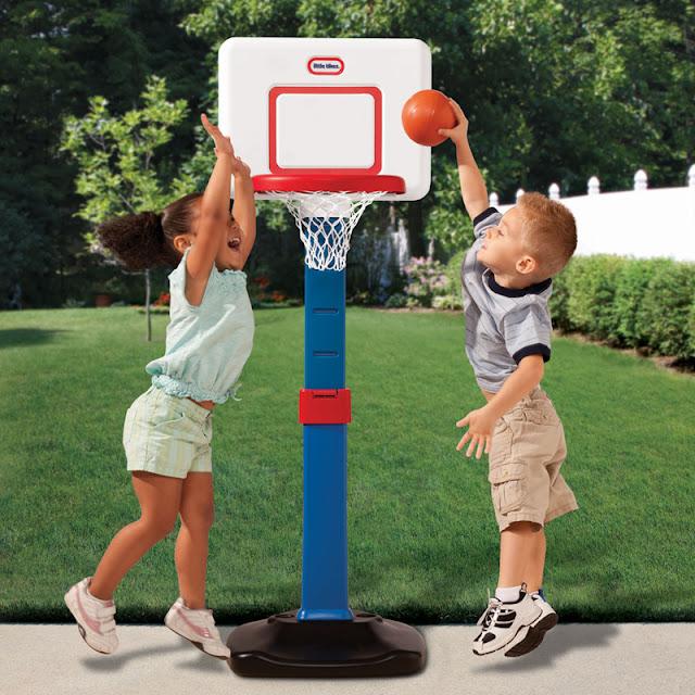 Mua cột bóng rổ trẻ em cần lưu ý điều gì?