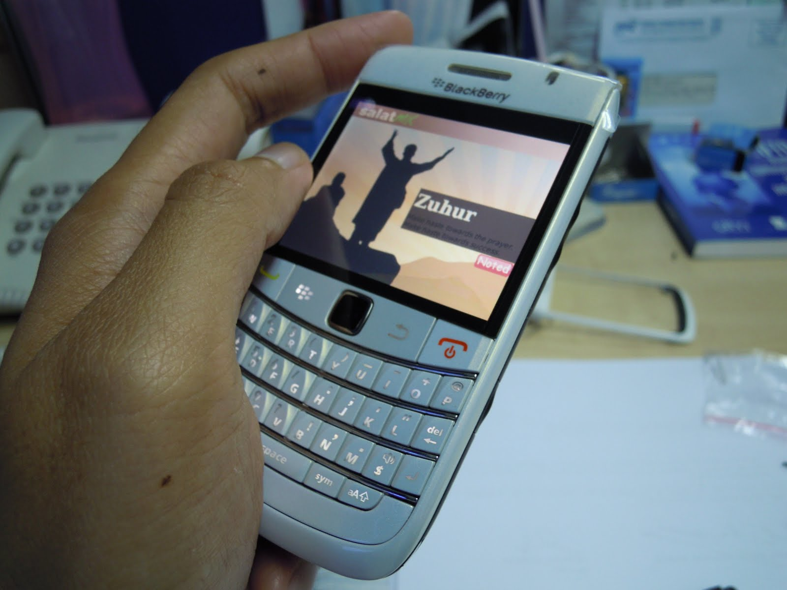 YuJiTo Accessories: Blackberry Bold 9700 Housing