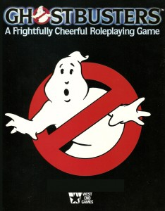 Ghostbusters box - USR: Ghostbusters 1984